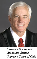 Justice Terrence O'Donnell