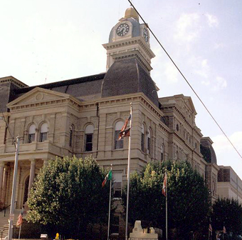 Image of the Allen County Courthouse