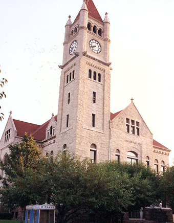 Greene County Courthouse