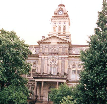 Image of the Licking County Courthouse