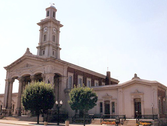Image of the Ross County Courthouse