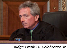 Judge Frank D. Celebrezze Jr.