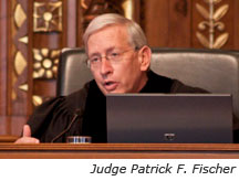Judge Patrick F. Fischer