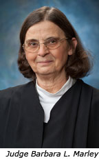 Judge Barbara L. Marley