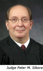 Judge Peter M. Sikora