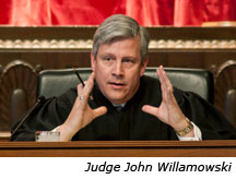 Judge John Willamowski