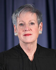 Image of Ohio Supreme Court Chief Justice Maureen O'Connor
