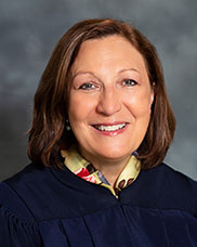 Image of Justice Jennifer Brunner
