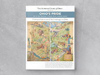 Image of the Transportation and Technology in Ohio lesson plan cover